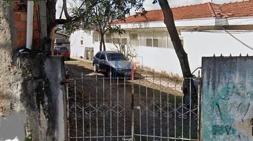 Imagem 1 de 8 de Ref 6470 Excelente Terreno No Bairro Sitio Do Mandaqui Com 428 M² , Com  2 Casas Antigas Para Demolição Nos Fundos, Escriturado. - 6470