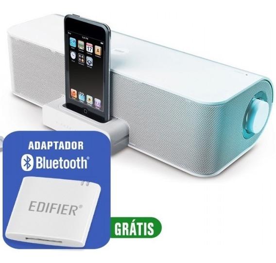 Caixa De Som Portátil Com Bluetooth Edifier If330 Plus - Lacrada