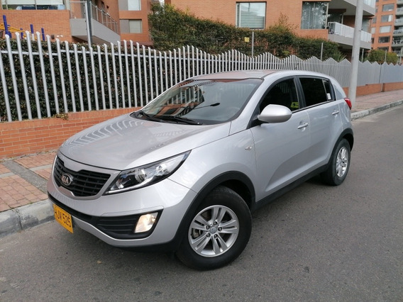 Kia New Sportage 2014 2.0 Revolution Gasolina 166 Hp