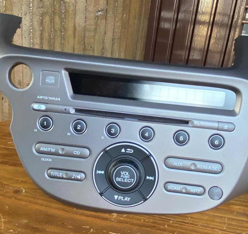 Stereo Honda Fit