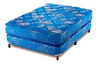 Conj Piero Continental C/pillow 1.40m.envío Gratis Ros S.lzo