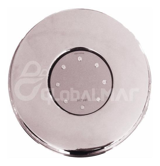 Refletor Fusca De Leds Para Piscinas Rgb 24w Inox Nobre