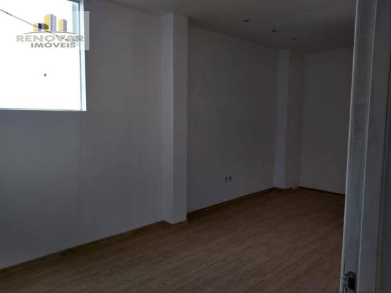 Sala Para Alugar, 20 M² Por R$ 850/mês - Vila Oliveira - Mogi Das Cruzes/sp - Sa0164