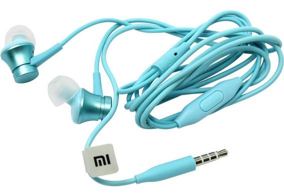 Fone De Ouvido Xiaomi Mi In-ear Headphones Basic Zbw4358ty