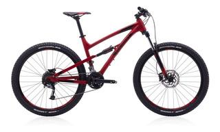 Polygon Siskiu D5 Bici Doble 27.5 Shimano Alivio 3x9 Mtb