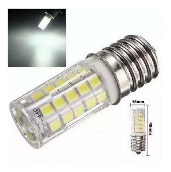 Lampadas Base E17 5 W Branco 5 Unidades Led 44 110v