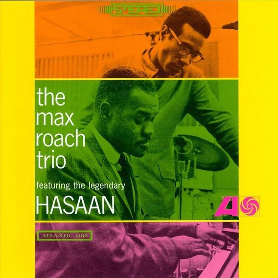 Max Roach Trio Featuring The Legendary Hasaan Vinilo Lp 2019