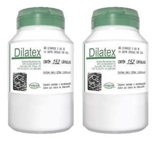 2 Dilatex Vasodilatador 152 Caps