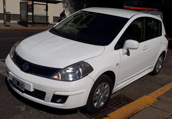 Nissan Versa Tiida Versa