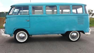 Kombi 1964,motor,suspensão,freios,elétrica E Doc Em Dia