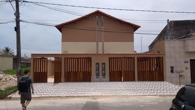 Excelente Casa Sobreposta Em Itanhaém!!! Ótimo Preço!!! - 1433