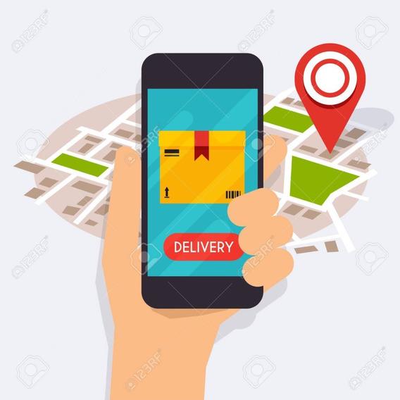App Android Ios Sistema Web Nube Delivery Entregas Viajes