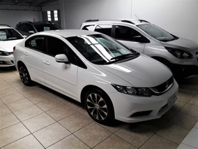 Honda Civic Automático Lxr Banco Couro Roda Completo