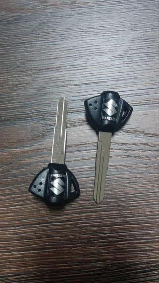 Chave Para Moto Suzuki E Hayabusa