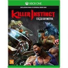 Jogo Killer Instinct Edição Definitiva - Xbox One Usado