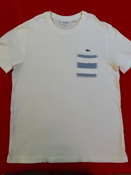 Playera Lacoste 100% Original Talla Xl/no Polo Ralph Lauren