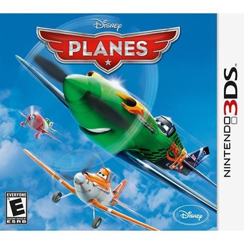 Disney - Planes 3ds Original Usado