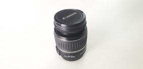 Lente Canon 18-55 + Tampas
