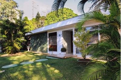 Casa Com 3 Quartos Para Alugar, 328 M² - Ca0032