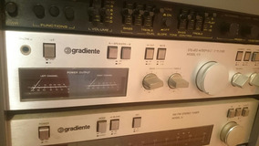 Amplificador Gradiente Mod 126.bem Novo.