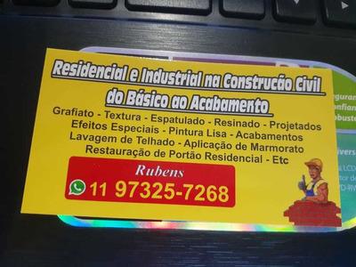 Residencial E Industrial Na Construção Civil.