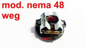 Centrífugo Do Motor Elétrico Weg 48 2 Polos Nema 48 D