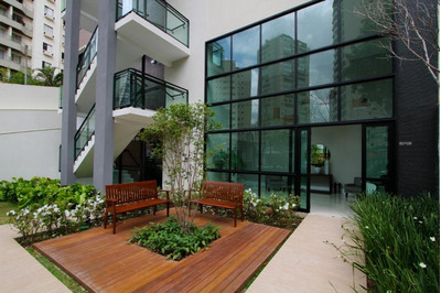 Apartamento Com 3 Dormitórios À Venda, 123 M² Por R$ 1.035.000 - Mirandópolis - São Paulo/sp - Ap11427