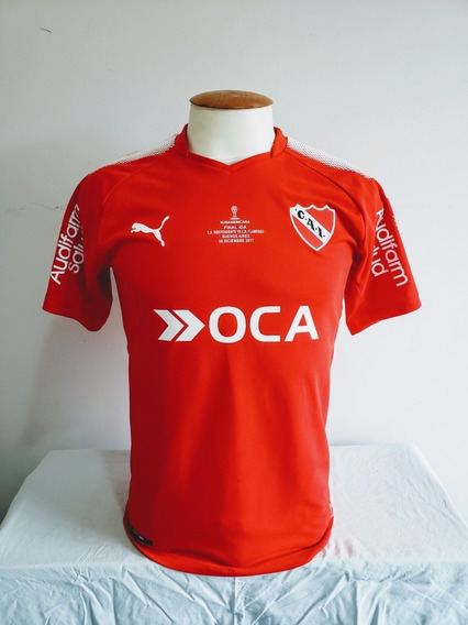 Camisa Independiente - Final Sulamericana 2017 - Barco #27
