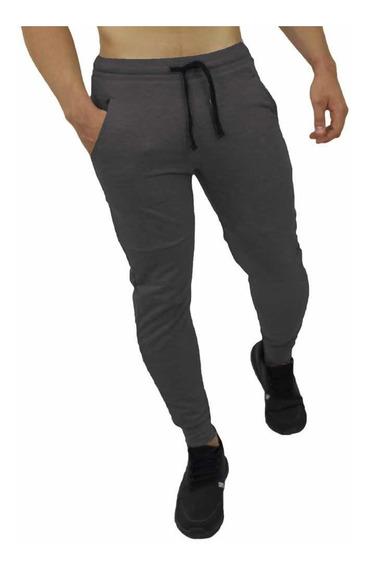 Sudadera Jogger Pantalón Hombre Slim Fit Colores
