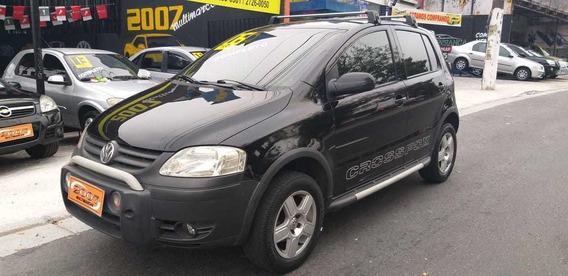 Volkswagens Crossfox 1.6 Total Flex 2006 !!!