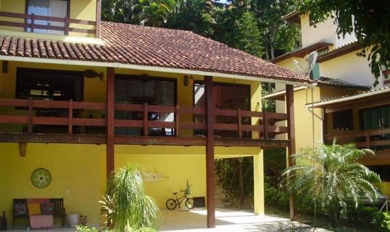 Casa Com 4 Dormitórios À Venda, 850 M² Por R$ 1.600.000,00 - Itaipu - Niterói/rj - Ca0508
