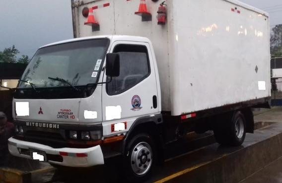 Camion Mitsubishi Canter 4d34