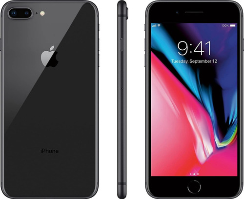 iPhone 8 Plus 256gb Apple/ Nuevos/ Sellados