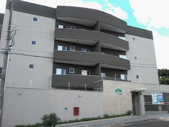 Apartamento Residencial À Venda, Jardim Anhangüera, Ribeirão Preto. - Ap1199