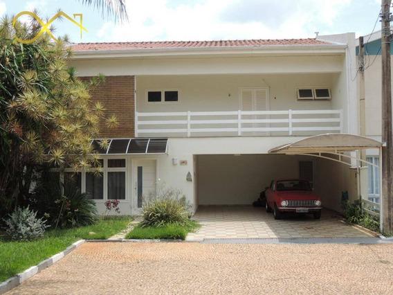 Casa Condominio Monte Carlo Campinas - Ca1852