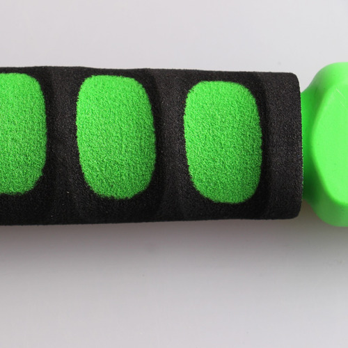 Juego de 4 cuerdas de tensi/ón Happy People 3 m, reflectantes color verde