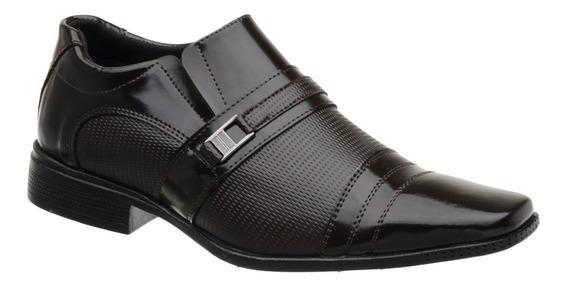 Sapato Social Masculino Conforto E Elegância Super Promoção