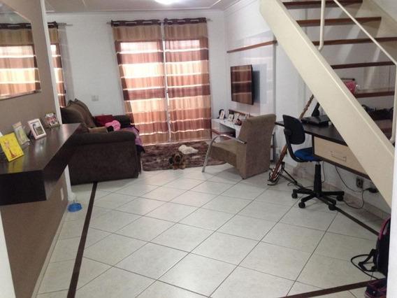 Sobrado Com 3 Dormitórios À Venda, 94 M²- Cangaíba - São Paulo/sp - So2879