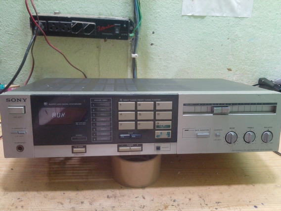 Receiver Sony Legato Linear Str Vx20bs