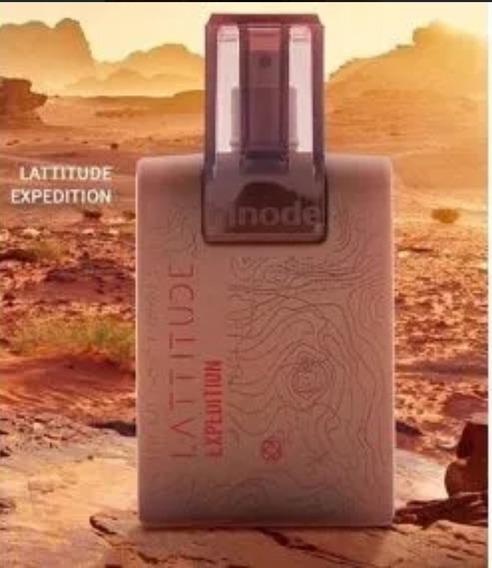 Kit 2 Perfumes Hinode Latitude