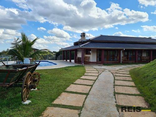 Chácara Com 3 Dormitórios À Venda, 22000 M² Por R$ 2.500.000 - Distrito Do Porto - Capela Do Alto/sp - Ch0111