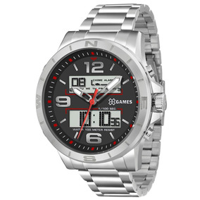 Relógio X Games Masculino Ref: Xmssa004 P2sx