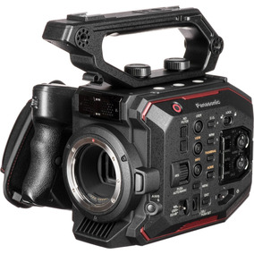 Panasonic Au-eva1 Compact 5.7k Super 35mm Cinema Filmadora
