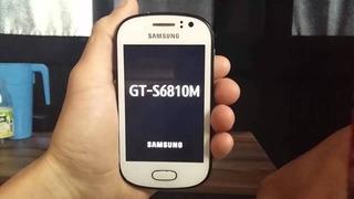 Celular Telcel Samsung Samsung Galaxy Fame Gt-s6810m
