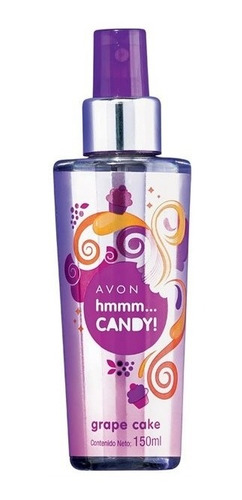 Candy Grape Cake De Avon - mL a $153