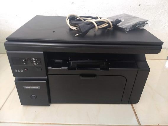 Impressora Multifuncional Hp Laserjet M1132 Completa