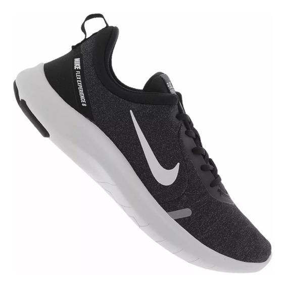 Tênis Masculino Nike Flex Experience Rn 8 Cinza/preto 10626