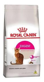 Ração Royal Canin Exigent Com Paladar Exigente - 7,5kg.