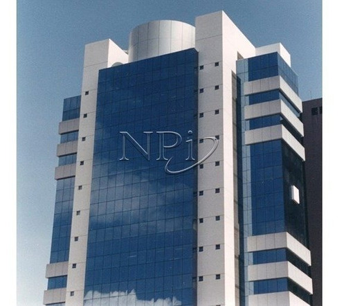 Edificio Itavera - Salas Comerciais Para Venda No Brooklin L Npi Imoveis - L-8087