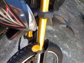 Moto Traxx Fly 250 Preta Com 12.100 Km